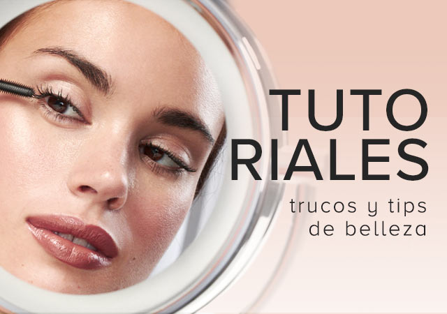 Tutoriales - trucos y tips de maquillaje